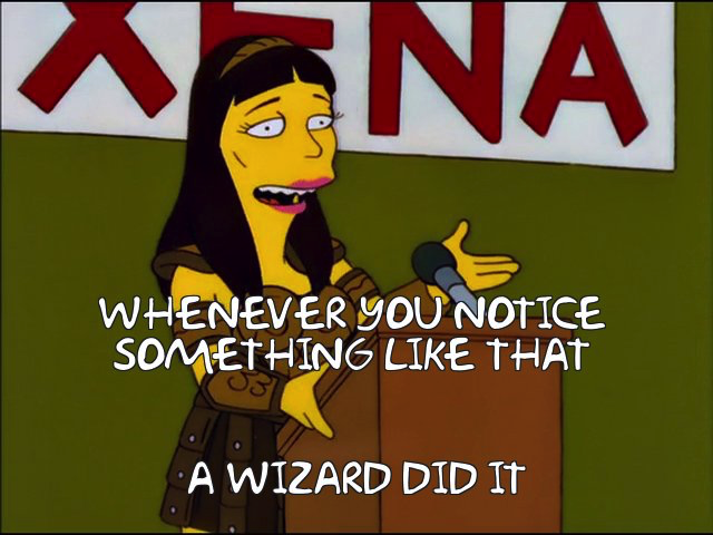 A Wizard Did It The Ethically Trained Programmer